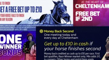 Existing customer offers Cheltenham