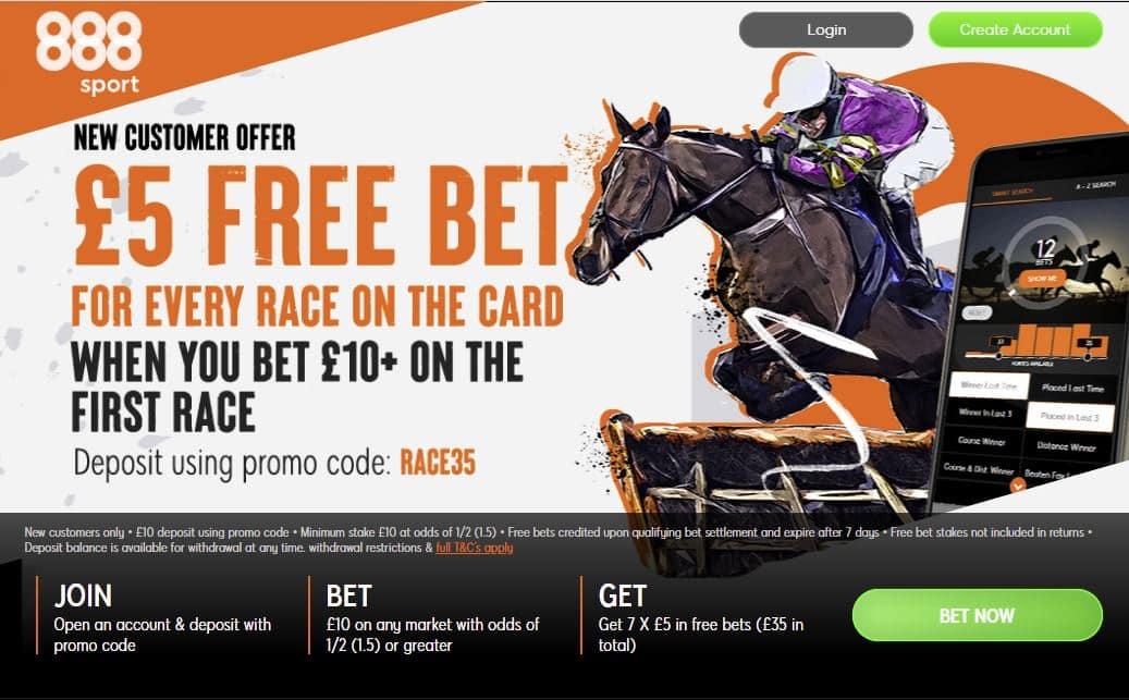 Glorious Goodwood free bet