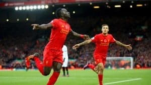 Real Madrid eye up a swoop for Liverpool's Sadio Mane