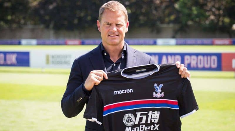 Has Frank de Boer been harshly treated by Crystal Palace?