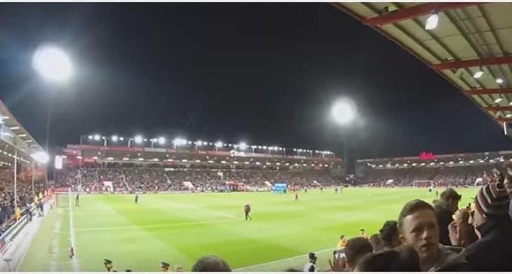 Bournemouth-stadium Premier League Attendances 2018-19 - How full was each stadium?