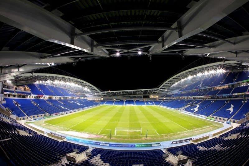 Brighton-Amex Premier League Attendances 2018-19 - How full was each stadium?