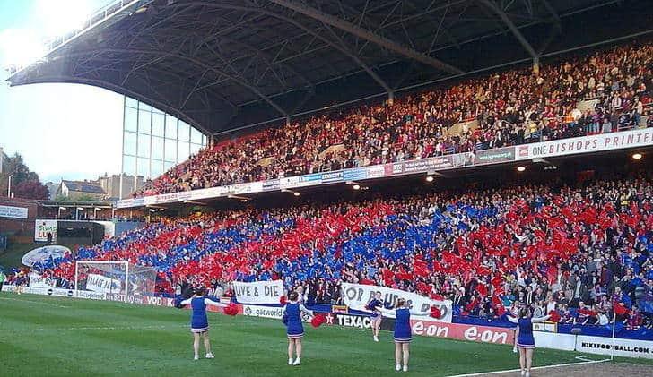 Crystal-Palace-stadium Premier League Attendances 2018-19 - How full was each stadium?