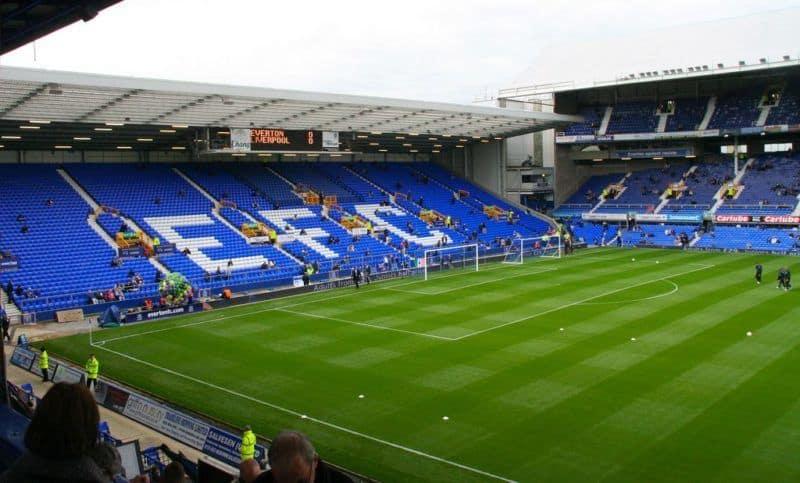 Everton-Goodison Premier League Attendances 2018-19 - How full was each stadium?