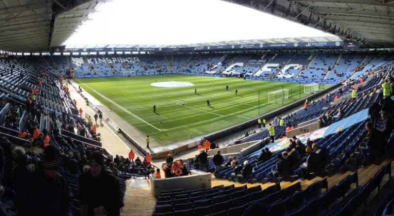 Leicester-stadium Premier League Attendances 2018-19 - How full was each stadium?