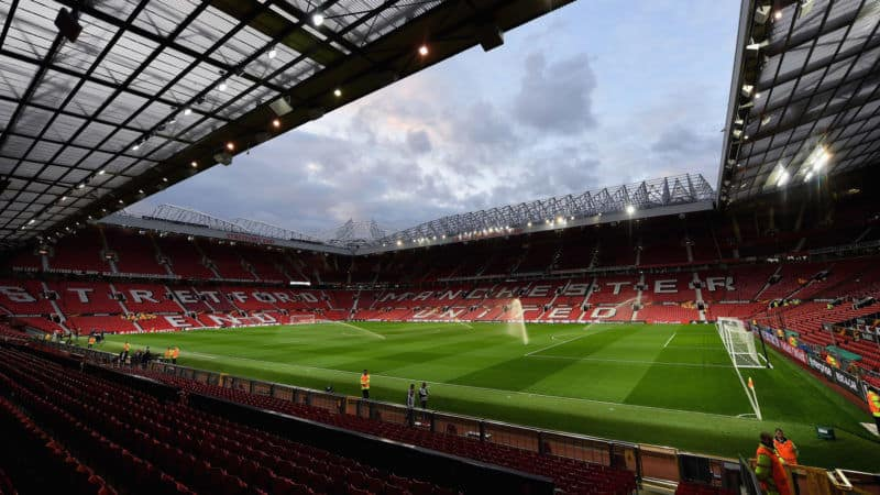 Man-United-Stadium Everton