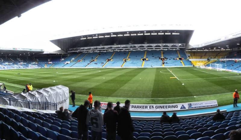 Leeds-stadium Leeds United