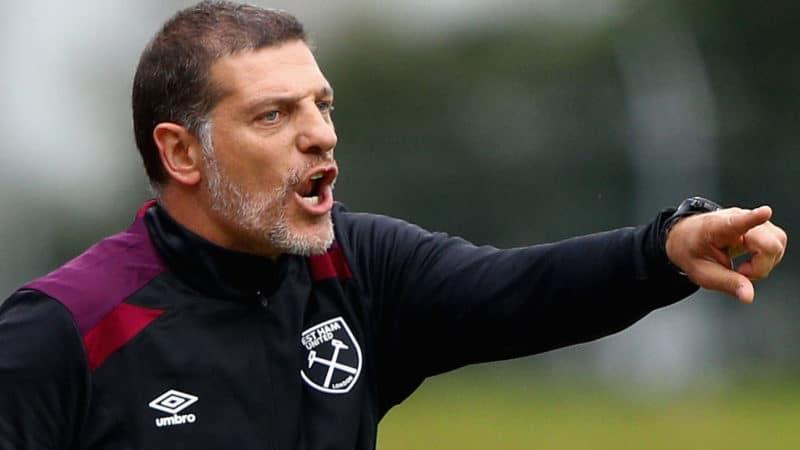 West Ham United finally part ways with Slaven Bilic