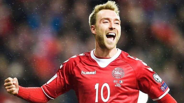 2018 World Cup Radar: Denmark's Christian Eriksen