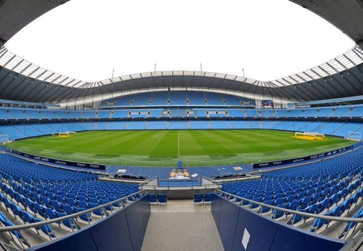Man-City-stadium Premier League Attendances 2018-19 - How full was each stadium?