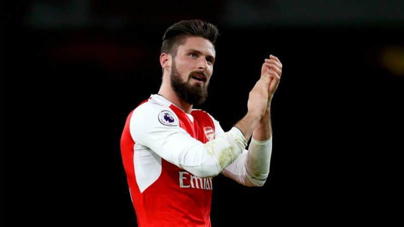 Must Olivier Giroud seek to leave the Emirates this January?