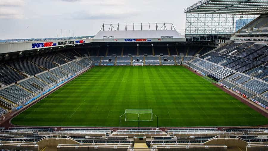Newcastle-stadium Premier League Attendances 2018-19 - How full was each stadium?