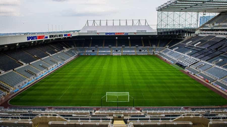 Newcastle-stadium Premier League Attendances 2018-19 - How full was each stadium?
