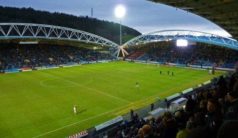 Huddersfield-stadium Premier League Attendances 2018-19 - How full was each stadium?