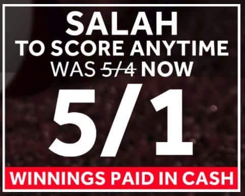 Salah anytime