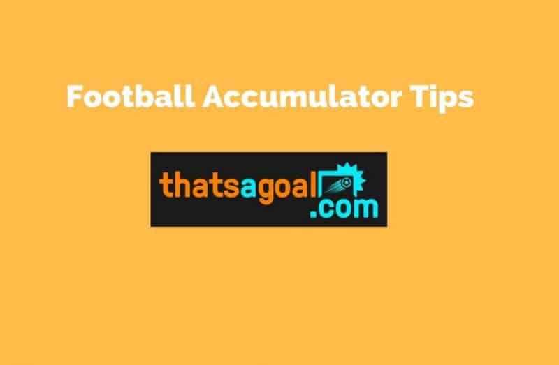 Today's Football Betting Tips - Thatsagoal