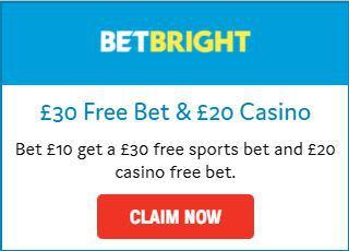 Bet Bright Free Bet