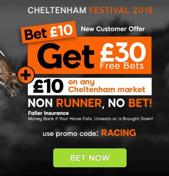 Cheltenham accumulator tips