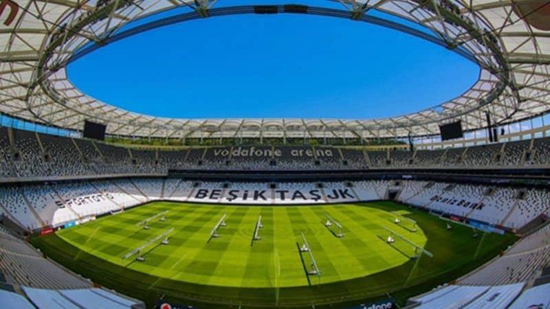 Besiktas stadium