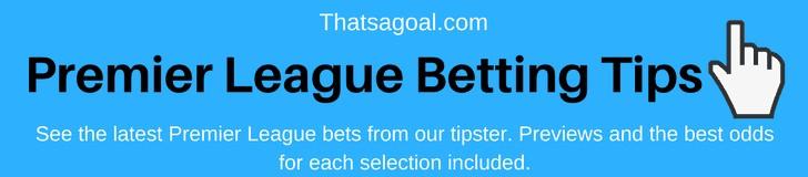 Premier League betting tips