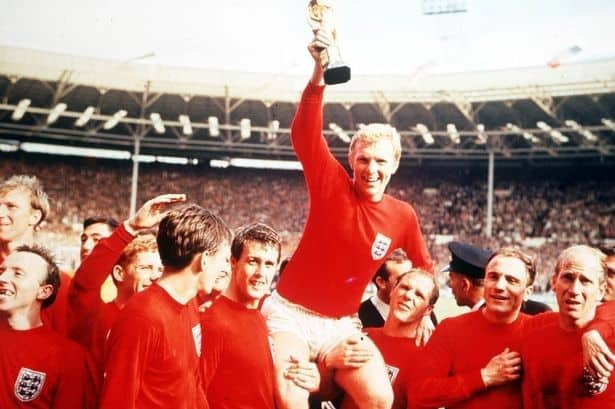 England World Cup winners 1966