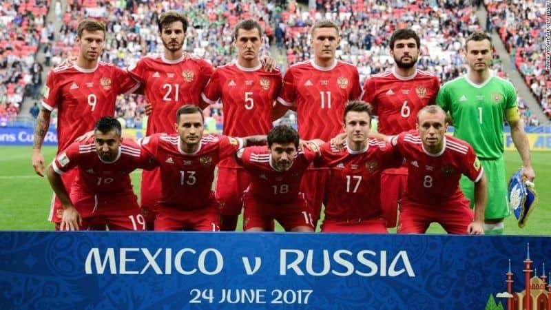 Russia team predictions