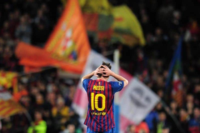 Messi to score odds