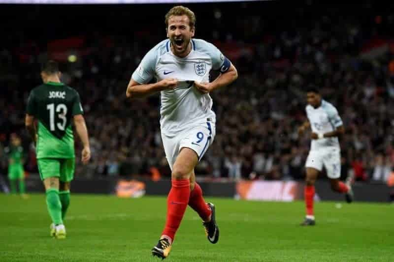 Kane World Cup top scorer