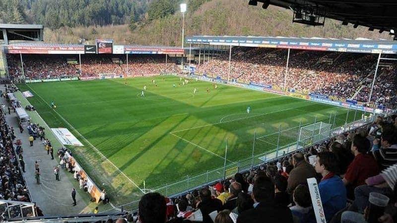 Freiburg stadium