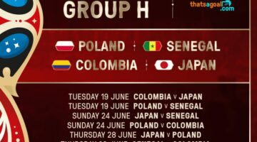 World Cup Group H betting tips