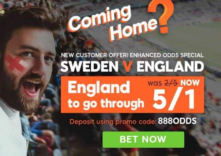 England to qualify vs Sweden