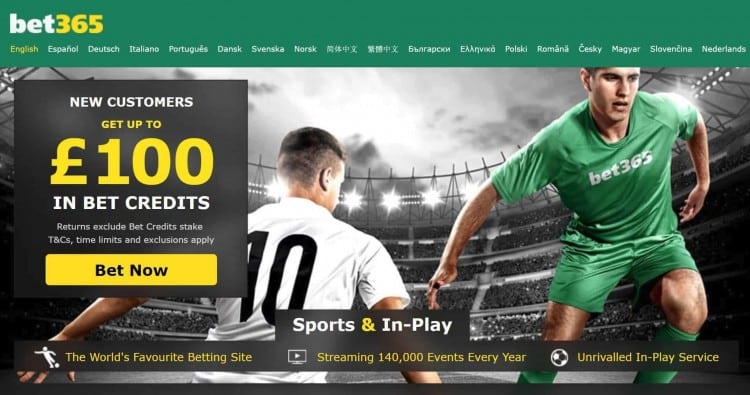 bet365-review Daily Double Tips