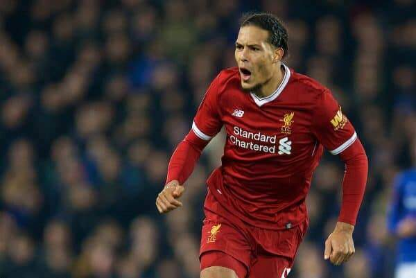 Liverpool-Van-Dijk Fantasy Football Tips