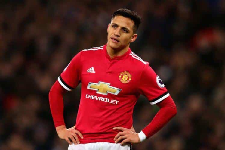 Sanchez-new Jose Mourinho's Manchester United Breaking Unwanted Records