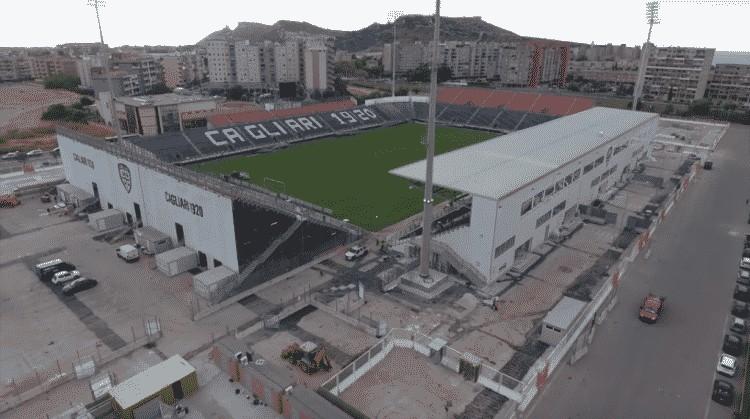 Cagliari Stadium