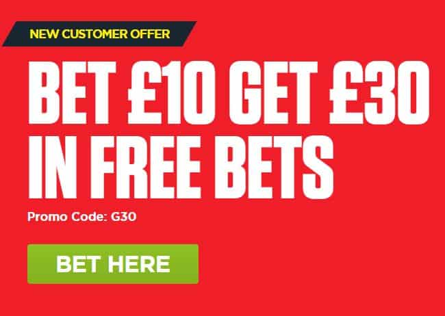 Ladbrokes-10-get-30-site How to use Ladbrokes' Sign-up Offer of three free £10 Champions League Bets
