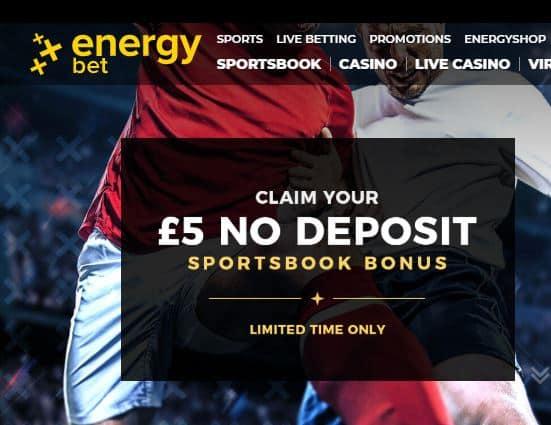 EnergyBet £5