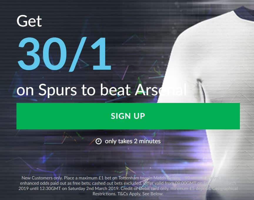 Spurs-30s-Arsenal Tottenham vs Arsenal Predictions and Betting Tips: Premier League Preview