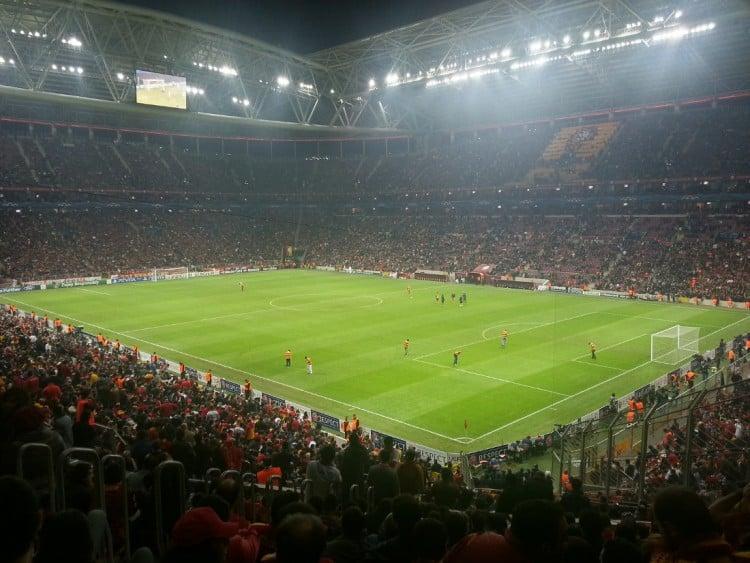 Galatasaray stadium