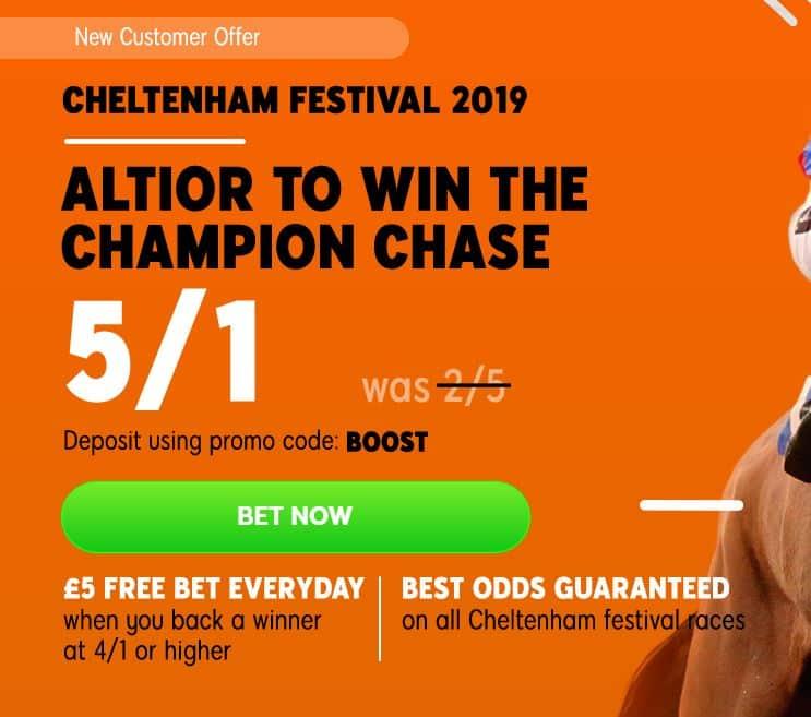 Altior-5s Cheltenham Festival Day 2 Tips - Wednesday 13th March