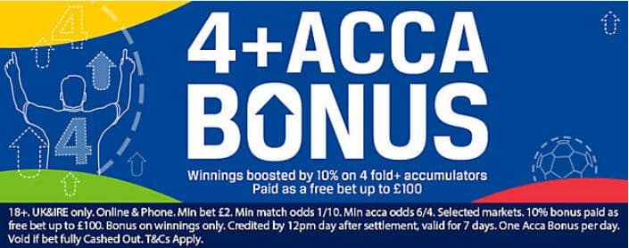 Coral-4-acca How to get £30 of Free Bets at Coral for 2019