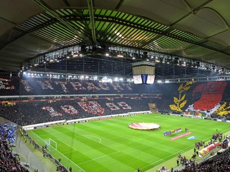 Eintracht Frankfurt Stadium