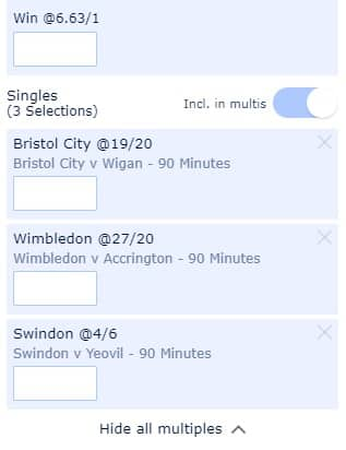 2019-04-03-2 Weekend EFL Football Betting Tips - Three Best Bets for 6th April