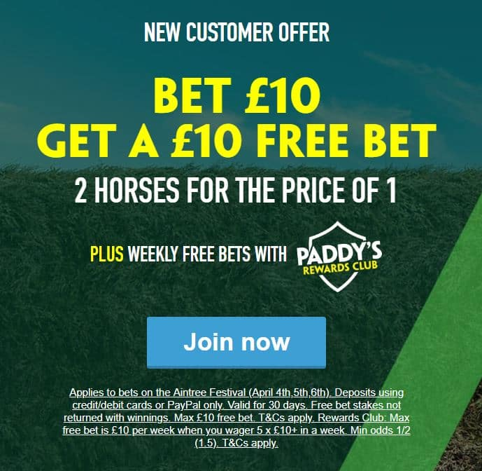 Aintree-PP Grand National 2019 Betting Tips - Three Selections to Bet On