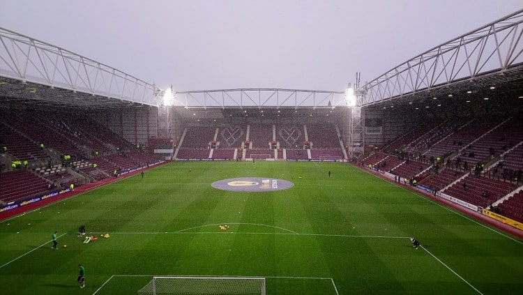 Hearts-stadium Both Teams to Score Tips