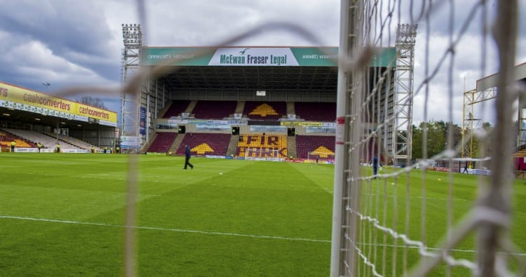 Motherwell stadium