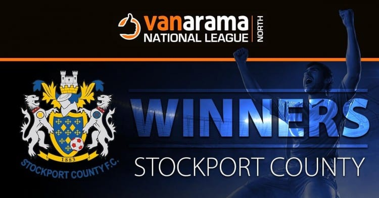 Stockport win National League