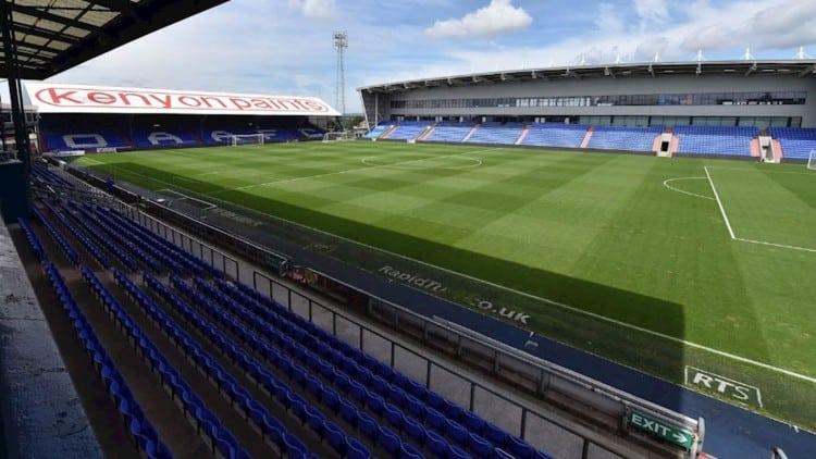 Oldham Stadium