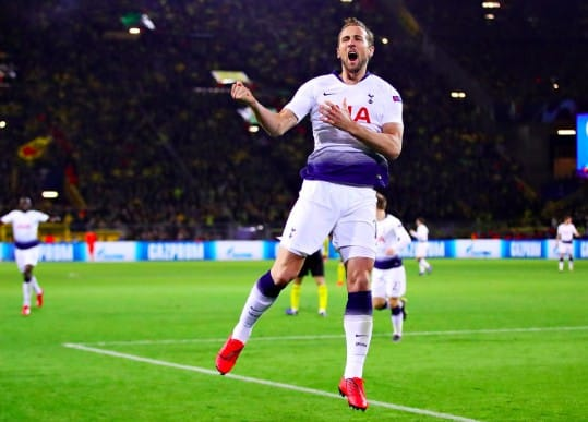 Kane Champions League final