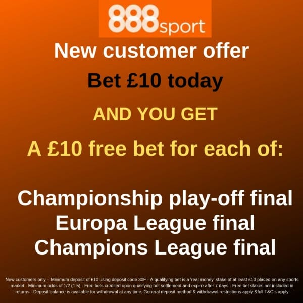 888-offer Football Tips - Free Football Betting Tips